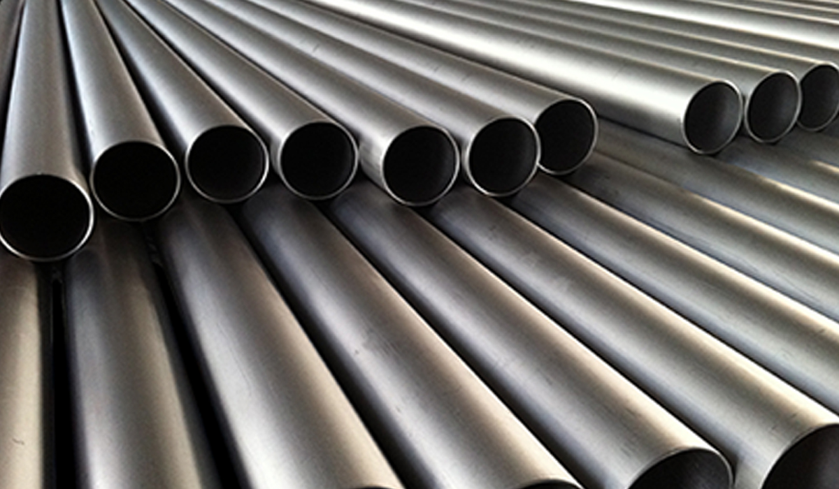 Round Steel Pipes : Leform group product
